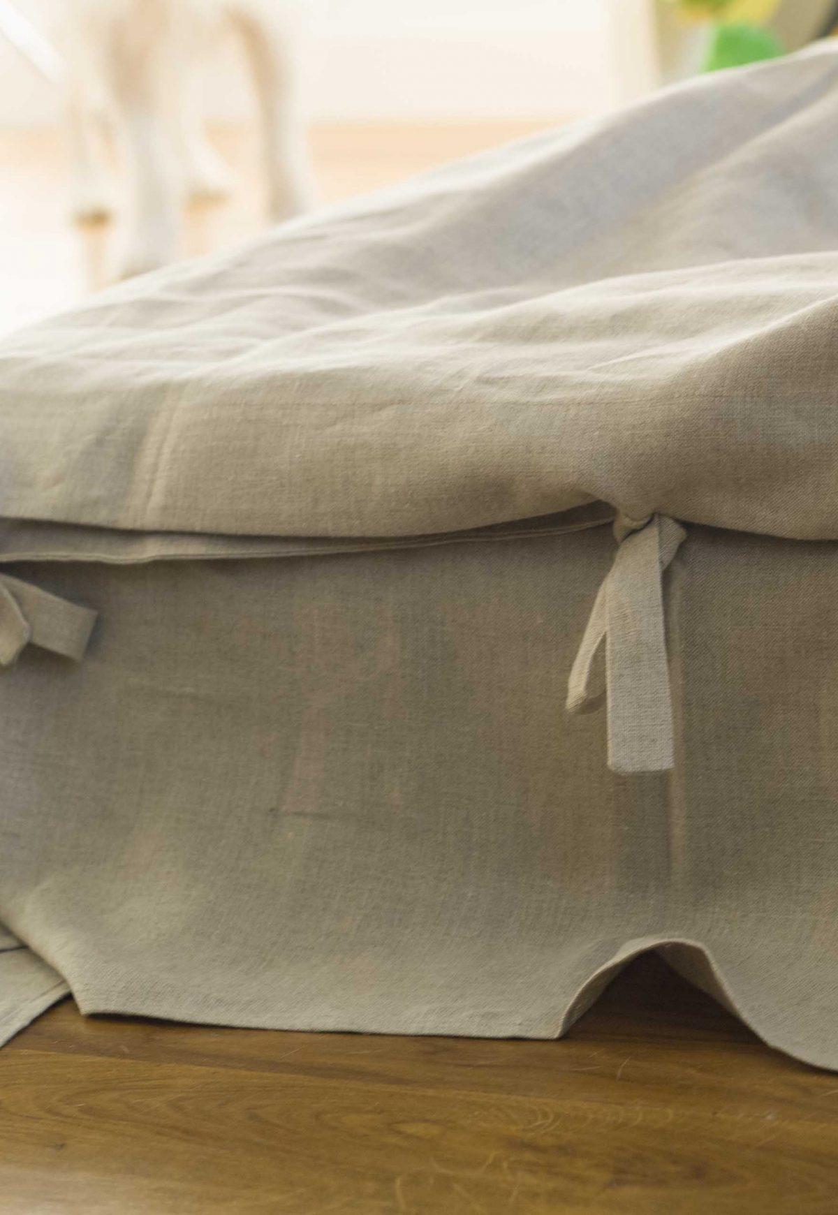 Linen sheet – 100% linen 90-100x200cm