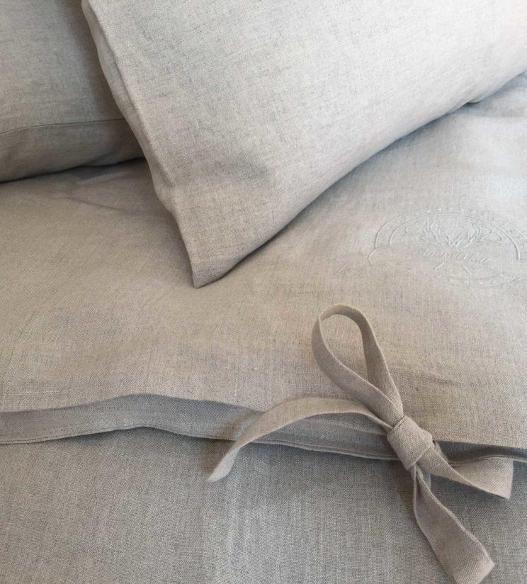 Linen bedding – 100% linen 200x200cm